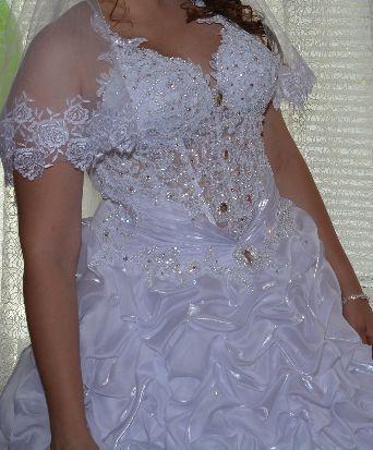 Продаю свадебное платье. Фото 4.