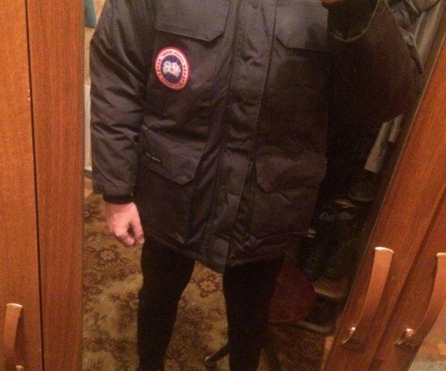 Канадская зимняя куртка.. Фото 1. Москва.