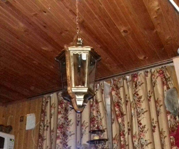 Светильник фонарь. Фото 1. Дзержинский.