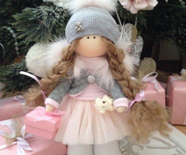 Кукла ручной работы. Фото 2.
