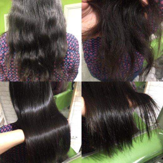 Восстановление волос. Фото 3. Москва.