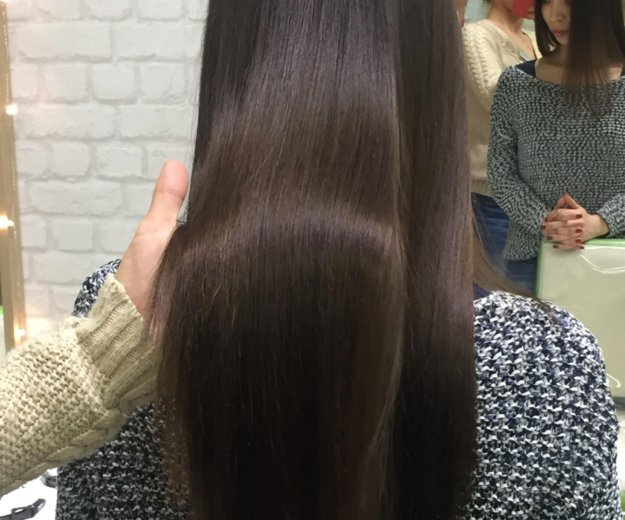 Восстановление волос. Фото 4. Москва.