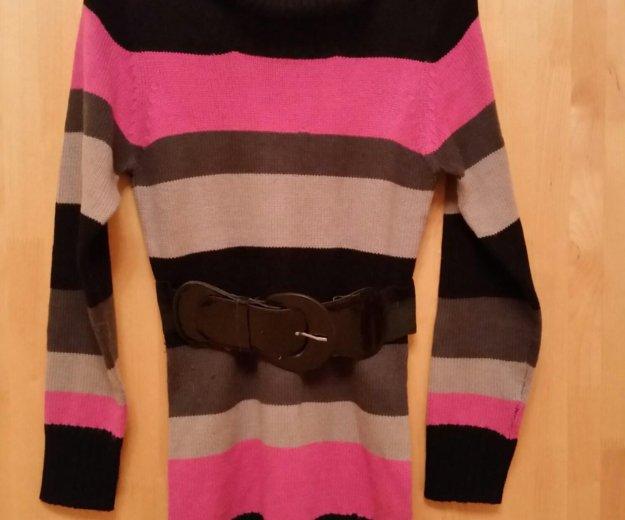 Платье-свитер. Фото 1. Санкт-Петербург.