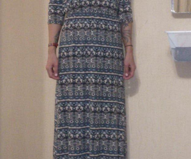 Платье в пол befree. Фото 1. Самара.