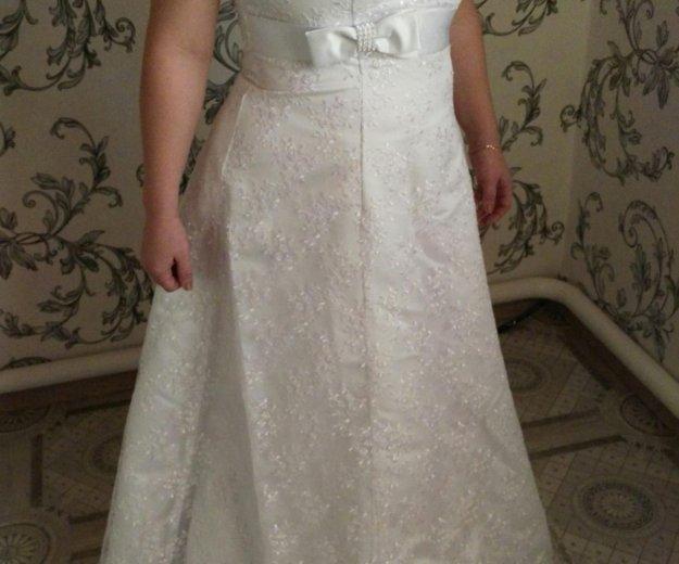 Свадебное платье. Фото 1. Туймазы.