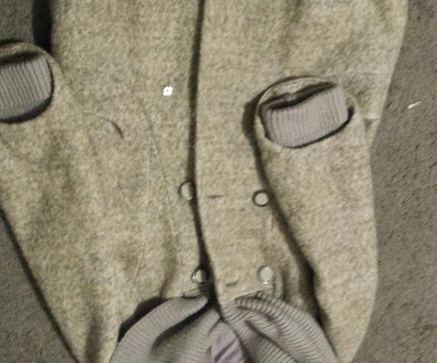 Пальто шерстяное. Фото 3. Москва.