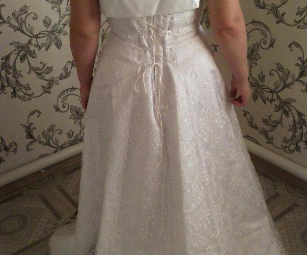 Свадебное платье. Фото 4. Туймазы.