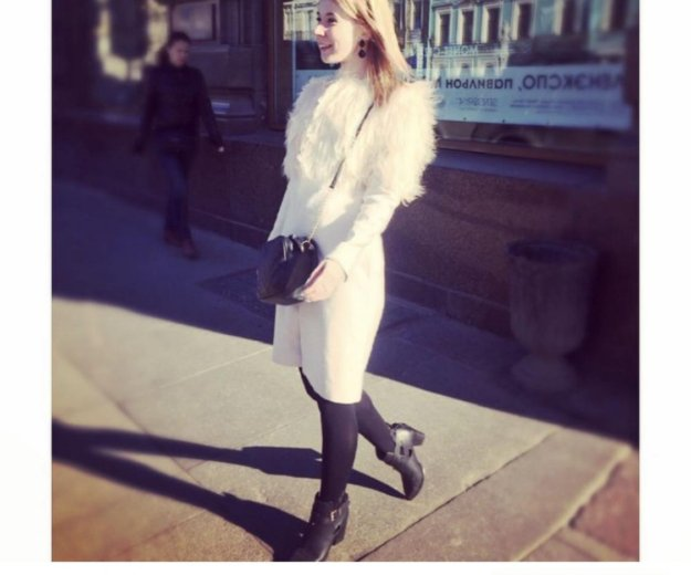 Пальто lost ink. Фото 3. Санкт-Петербург.