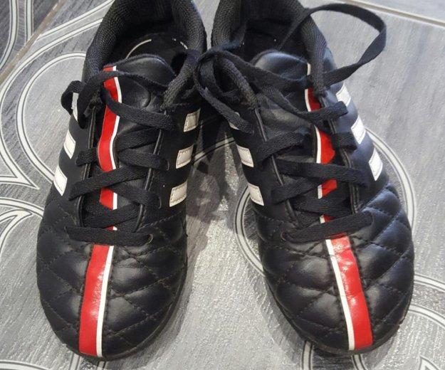 Бутсы (сороконожки) adidas. Фото 1. Наро-Фоминск.