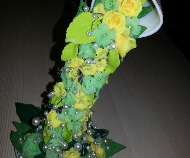 Парящая чашка. Фото 3. Богородск.