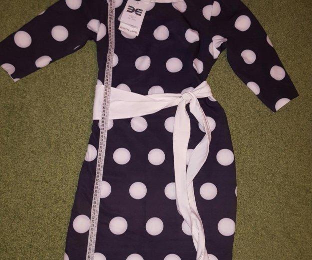 Новое платье. Фото 1. Видное.