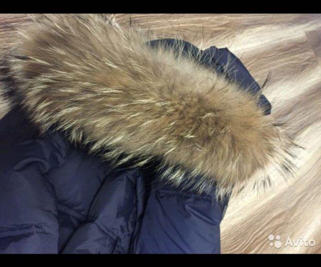 Новый пуховик (зимнее пальто). Фото 2. Новороссийск.
