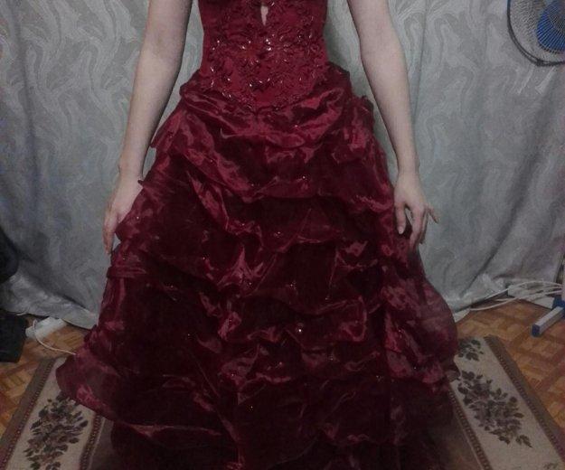 Выпускное платье. Фото 3. Энгельс.