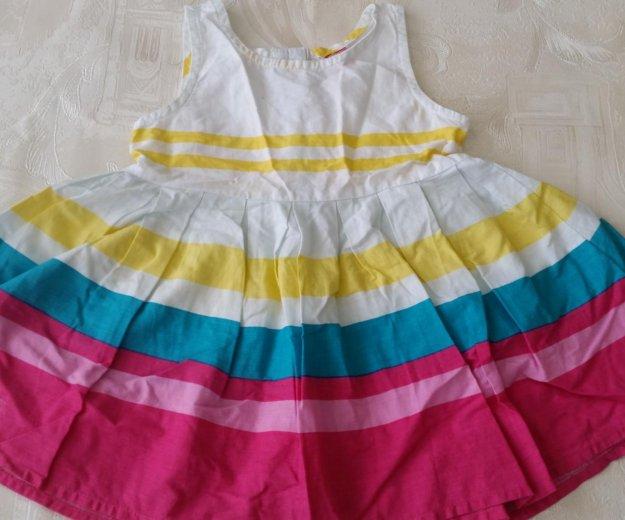 Платьеце, 80 размер. Фото 1. Москва.