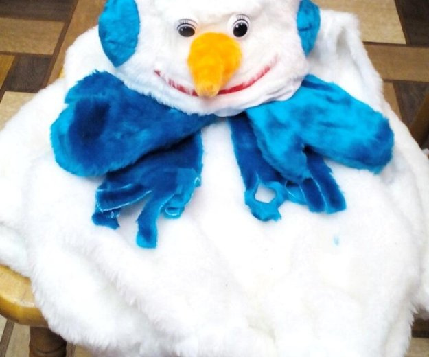 Новогодний костюм снеговик, 3-5 лет. Фото 1. Ярославль.