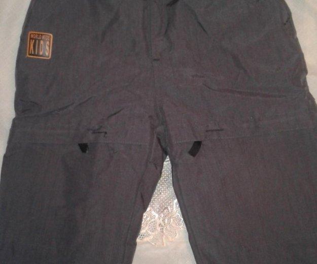 Утепленые брюки h&m 86 р. Фото 1. Санкт-Петербург.