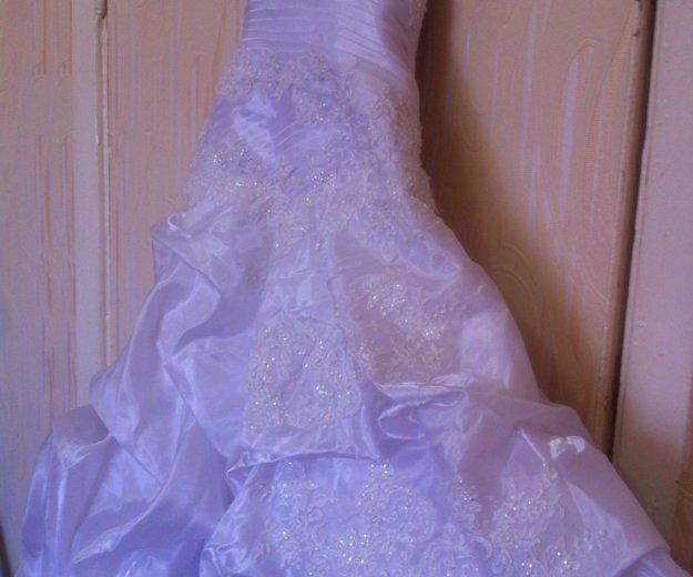 Свадебное платье!!!. Фото 1. Тула.