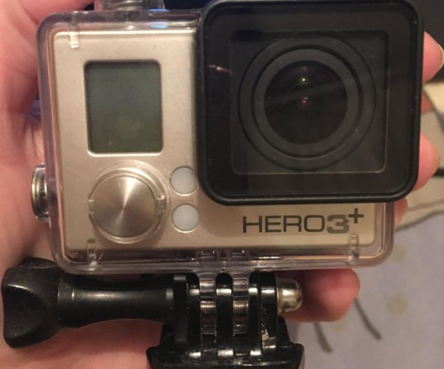 Gopro hero 3+ silver edition. Фото 1. Пермь.