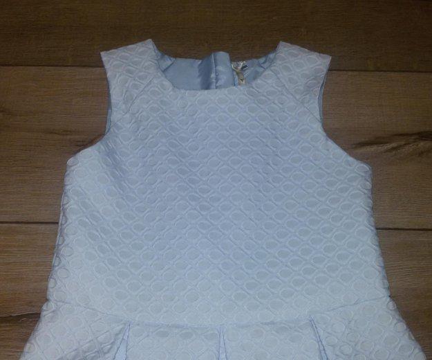 Нарядное платье некст размер 128. Фото 2. Балашиха.