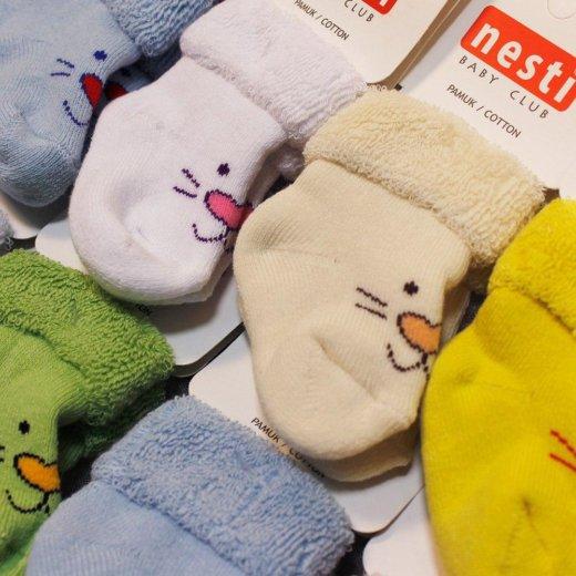Носки махровые, 0-6 мес. Фото 1. Москва.