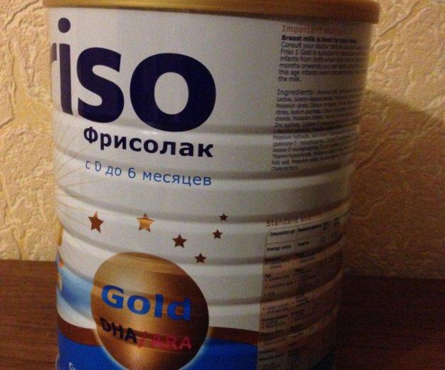 Молочная смесь friso gold 1 ( от 0 до 6 месяцев). Фото 1. Жуковский.