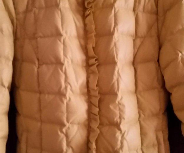 Куртка -пуховик женская. Фото 2. Москва.