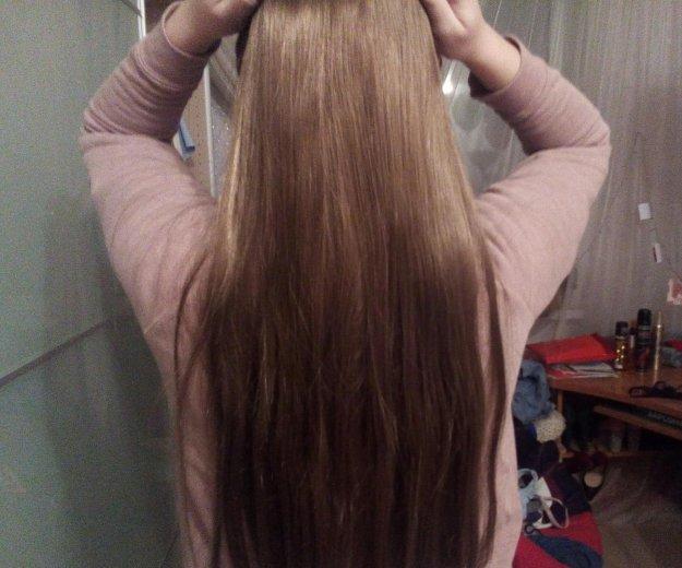 Волосы на заколках. Фото 1. Владимир.