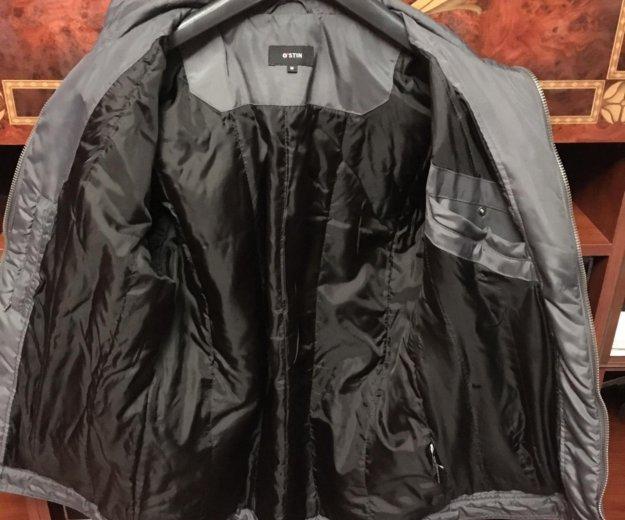 Мужская плащевая куртка. Фото 4. Москва.