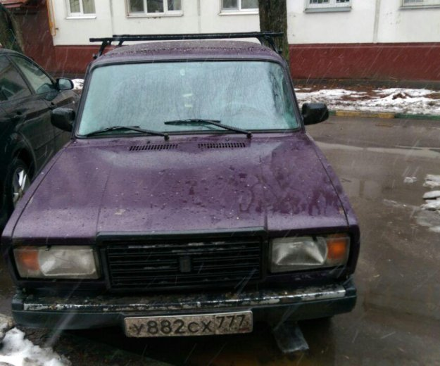 Автомобиль. Фото 1. Москва.