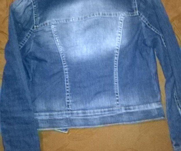 Куртка джинс. Фото 2. Краснодар.