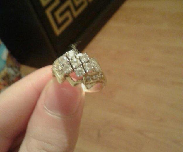 Кольцо золотое. Фото 4. Бабаюрт.