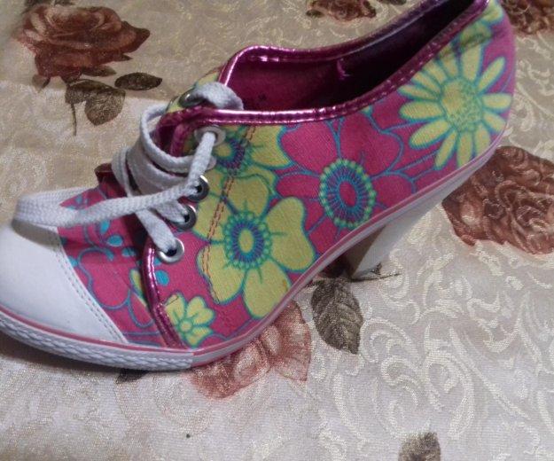 Ботинки на коблуках. Фото 1. Реутов.