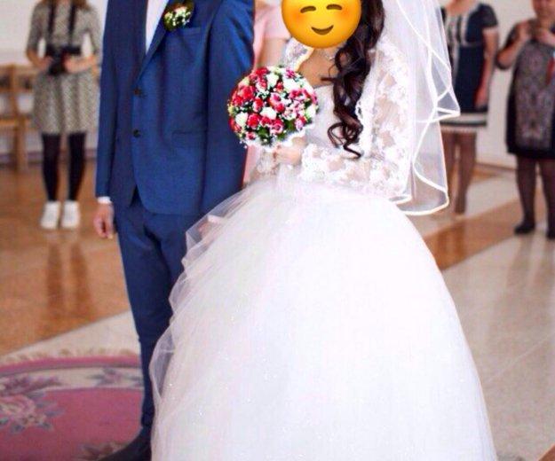 Свадебное платье. Фото 2. Тюмень.