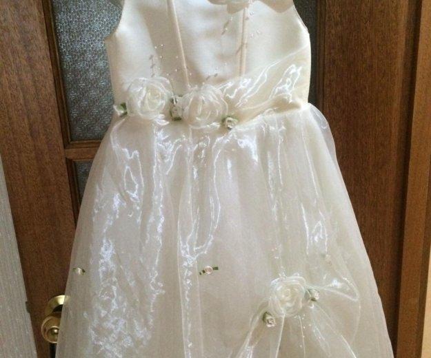 Платье нарядное. Фото 3. Белгород.
