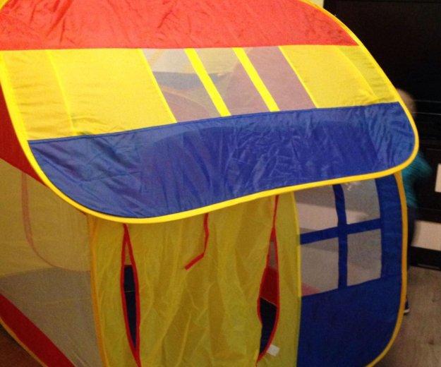 Палатка детская новая. Фото 1. Санкт-Петербург.