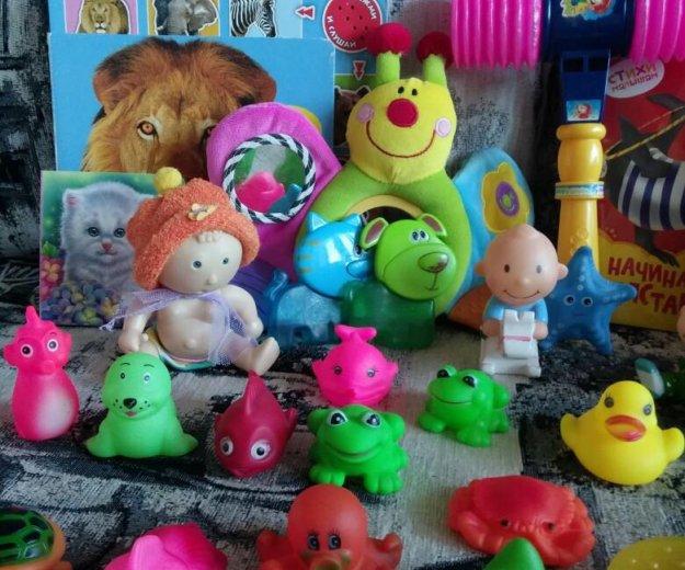 Пакет игрушек и книги. Фото 2. Казань.