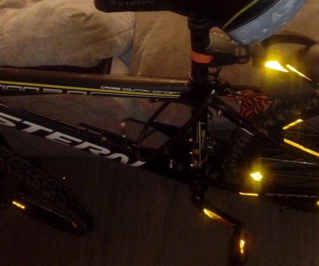 Велосипед горный stern motion 2.0. Фото 1. Клин.
