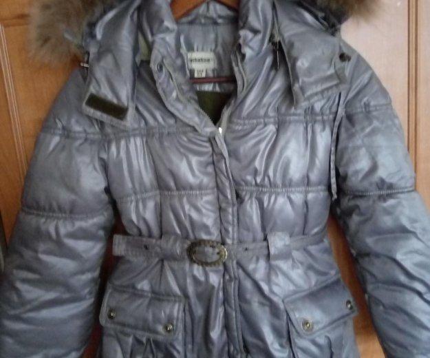 Зимня куртка для девочки. Фото 2.