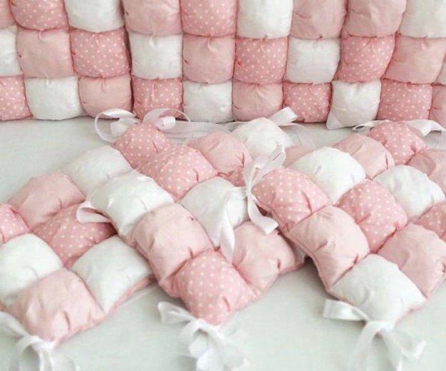Одеяло на выписку, бортики в кроватку. Фото 3. Сочи.