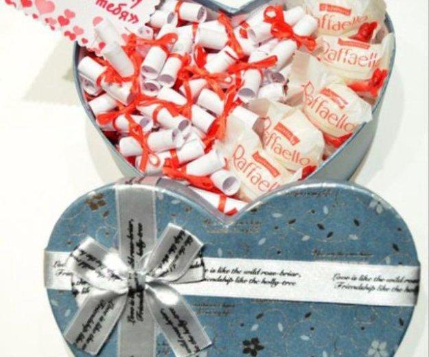 100 причин + 🎁+конфеты. Фото 4. Москва.