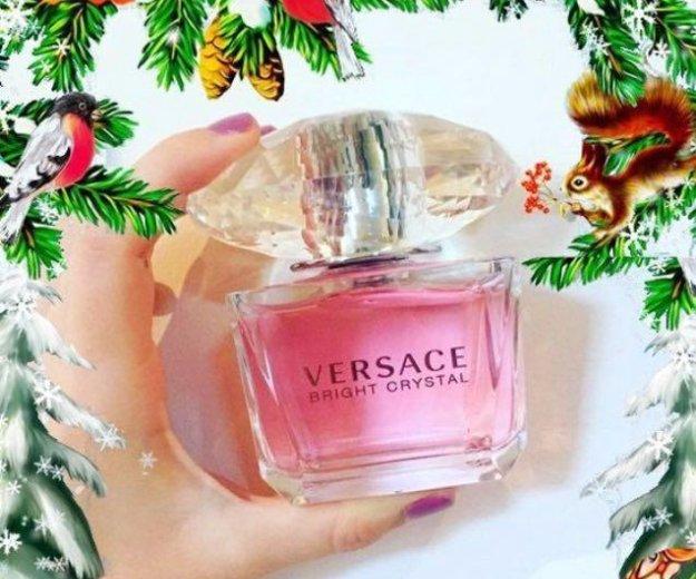 Versace bright crystal 90 мл. Фото 1. Королев.