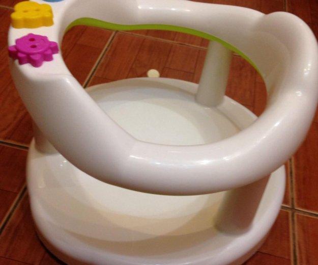 Стульчик и горка для купания. Фото 1. Истра.