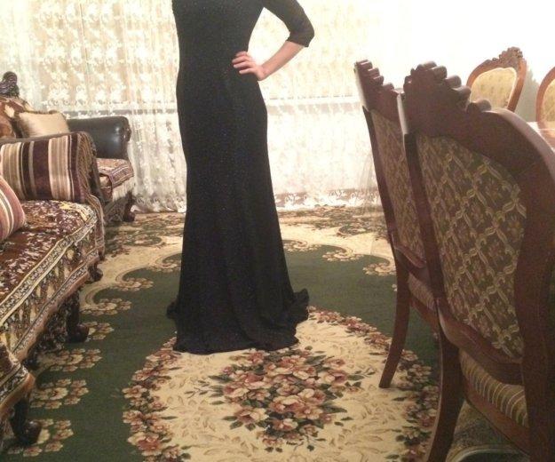 Вечернее платье. Фото 1. Грозный.