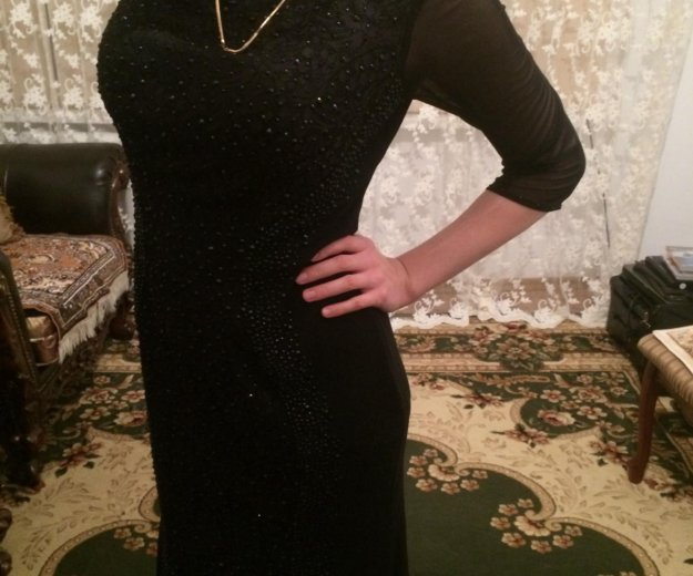 Вечернее платье. Фото 3. Грозный.