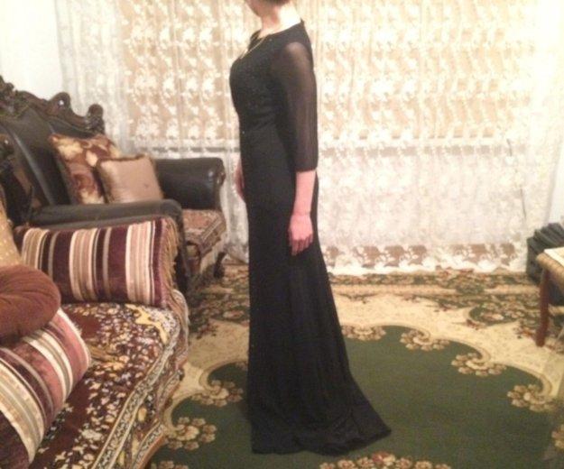Вечернее платье. Фото 2. Грозный.
