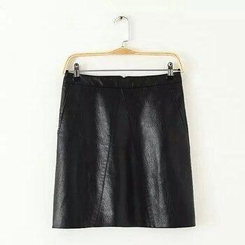 Новая юбка, кожа!!!. Фото 1. Сочи.