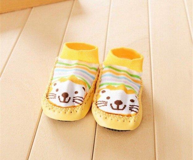 Новые носки с нескользящей подошвой. Фото 1. Саратов.