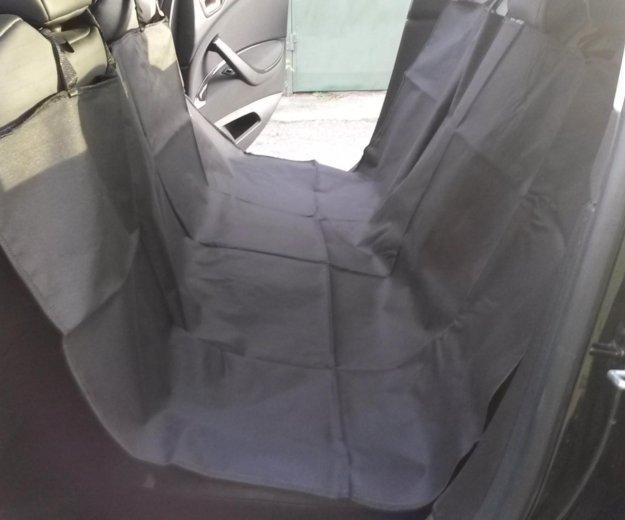 Автогамак для собак в машину. Фото 2. Москва.