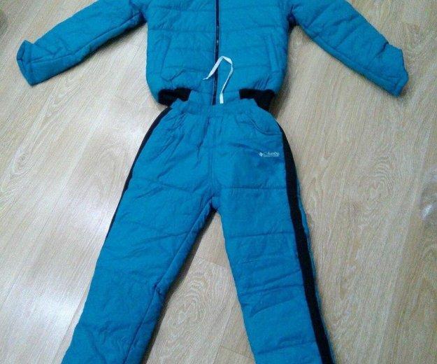 Новый зимний костюм. Фото 1. Набережные Челны.