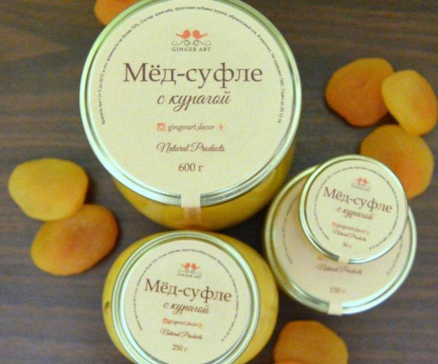 Крем-мед мед-суфле. Фото 3. Москва.
